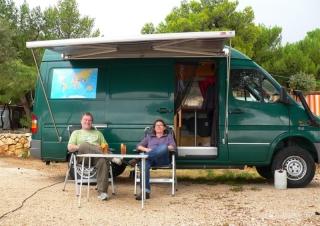 Camping Simuni